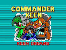 Commander Keen in Keen Dreams : Definitive Edition